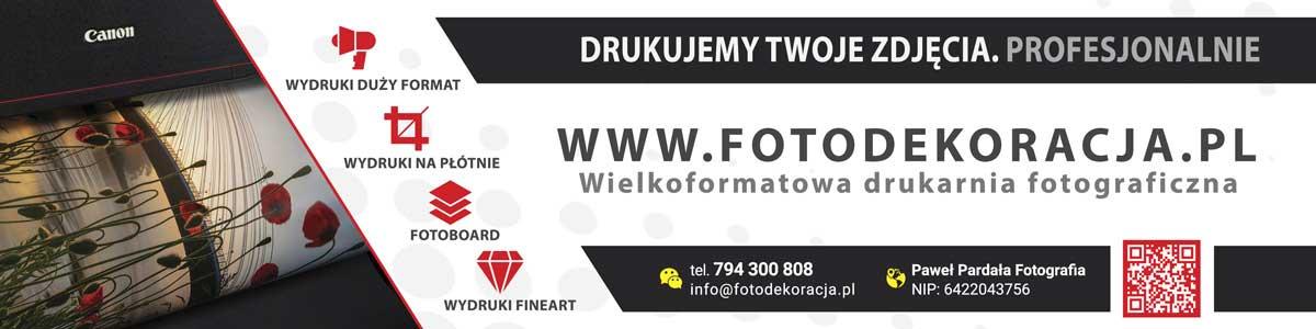 Drukarnia fotograficzna FotoDekoracja.pl