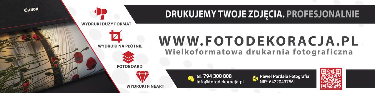 Wielkoformatowa drukarnia fotograficzna - FotoDekoracja.PL