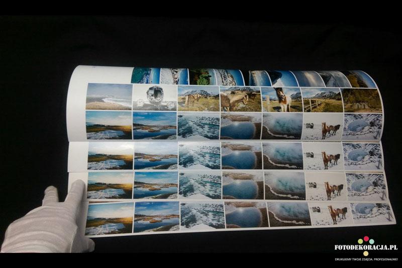 Przygotowanie zdjęć do druku - wydruk próbny