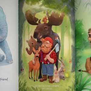 Druk grafik, plakatów, ilustracji - FotoDekoracja