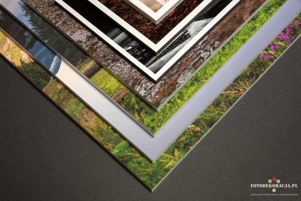 Zdjęcia na piance - fotoboard - wydruk zdjęć - FotoDekoracja.pl