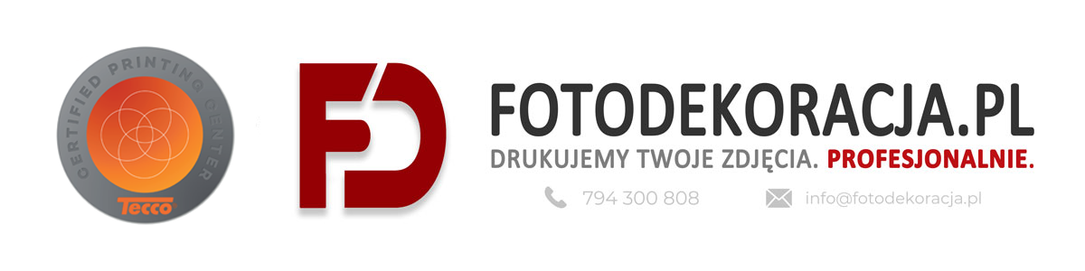 Tecco Certified Printing Center - fotodekoracja.pl
