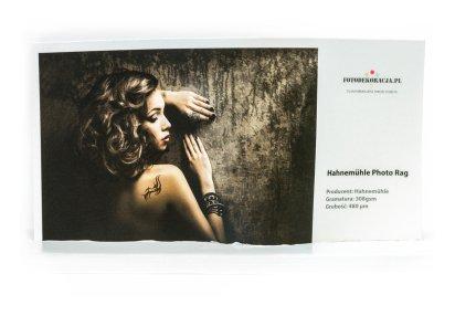 Druk pigmentowy - wydruk zdjęć w dużym formacie - Hahnemühle Photo Rag