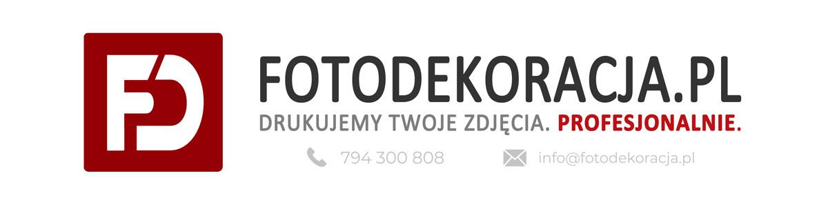 Drukarnia fotograficzna - Fotodekoracja.pl (baner 001)