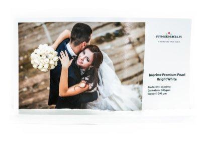 Druk pigmentowy - wydruk zdjęć w dużym formacie - IMPRIME Premium Pearl Bright White