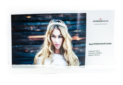 Druk pigmentowy - wydruk zdjęć w dużym formacie - Tecco Professional LUSTER
