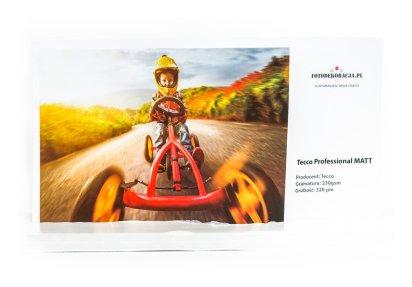 Druk pigmentowy - wydruk zdjęć w dużym formacie - Tecco Professional MATT